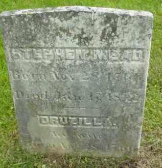 MEAD, STEPHEN - Berkshire County, Massachusetts | STEPHEN MEAD - Massachusetts Gravestone Photos