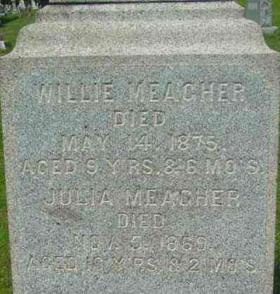 MEAGHER, JULIA - Berkshire County, Massachusetts | JULIA MEAGHER - Massachusetts Gravestone Photos