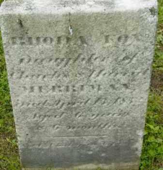 MERRIMAN, RHODA - Berkshire County, Massachusetts | RHODA MERRIMAN - Massachusetts Gravestone Photos