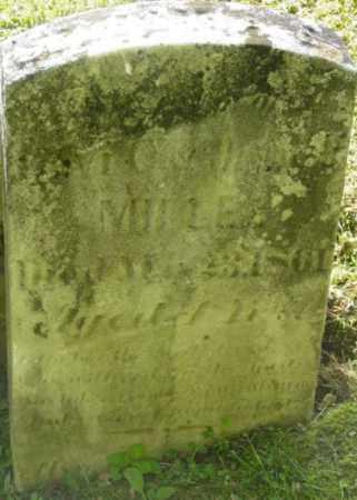 MILLER, CELESTIN L - Berkshire County, Massachusetts | CELESTIN L MILLER - Massachusetts Gravestone Photos