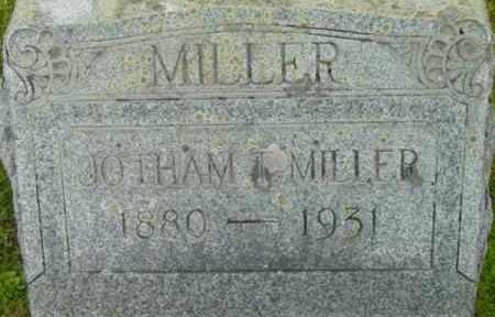 MILLER, JOTHAM T - Berkshire County, Massachusetts   JOTHAM T MILLER - Massachusetts Gravestone Photos