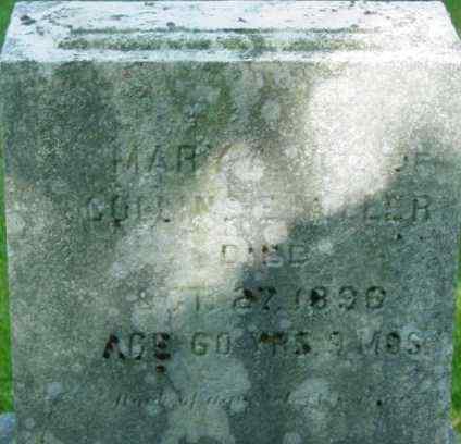 MILLER, MARY A - Berkshire County, Massachusetts   MARY A MILLER - Massachusetts Gravestone Photos
