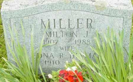 MILLER, ENDA R - Berkshire County, Massachusetts | ENDA R MILLER - Massachusetts Gravestone Photos