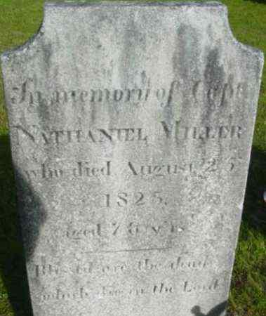 MILLER, NATHANIEL - Berkshire County, Massachusetts   NATHANIEL MILLER - Massachusetts Gravestone Photos