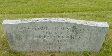 BROWN, GINEVRA - Berkshire County, Massachusetts | GINEVRA BROWN - Massachusetts Gravestone Photos