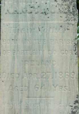 MOREY, NANCY - Berkshire County, Massachusetts | NANCY MOREY - Massachusetts Gravestone Photos