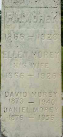 MOREY, P H - Berkshire County, Massachusetts   P H MOREY - Massachusetts Gravestone Photos