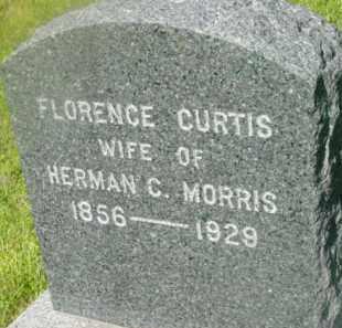 CURTIS, FLORENCE - Berkshire County, Massachusetts | FLORENCE CURTIS - Massachusetts Gravestone Photos