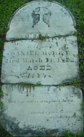 MORRY, MARY - Berkshire County, Massachusetts | MARY MORRY - Massachusetts Gravestone Photos