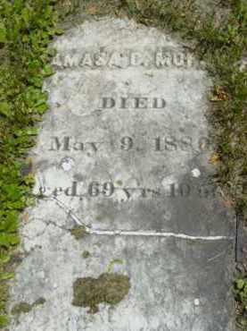 MORSE, AMASA C - Berkshire County, Massachusetts | AMASA C MORSE - Massachusetts Gravestone Photos