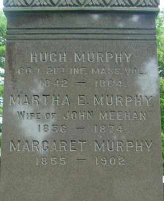 MURPHY, HUGH - Berkshire County, Massachusetts | HUGH MURPHY - Massachusetts Gravestone Photos