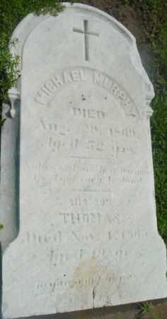 MURPHY, THOMAS - Berkshire County, Massachusetts | THOMAS MURPHY - Massachusetts Gravestone Photos
