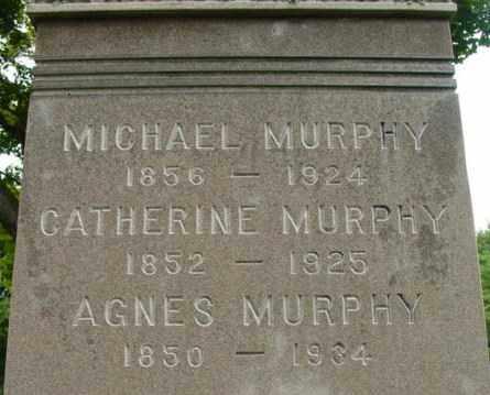 MURPHY, CATHERINE - Berkshire County, Massachusetts   CATHERINE MURPHY - Massachusetts Gravestone Photos