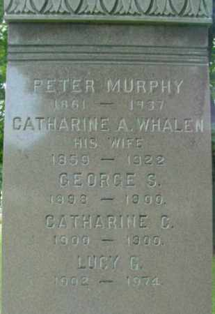 MURPHY, PETER - Berkshire County, Massachusetts   PETER MURPHY - Massachusetts Gravestone Photos