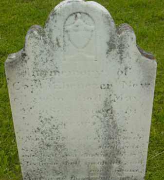 NEWELL, EBENEZER - Berkshire County, Massachusetts | EBENEZER NEWELL - Massachusetts Gravestone Photos
