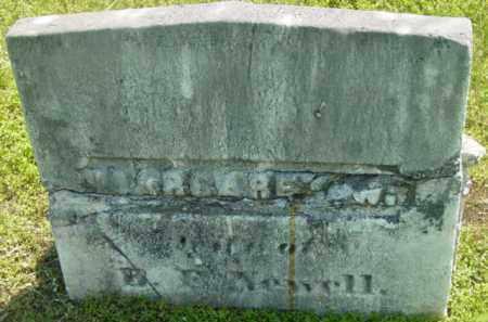 NEWELL, MARGARET W - Berkshire County, Massachusetts | MARGARET W NEWELL - Massachusetts Gravestone Photos