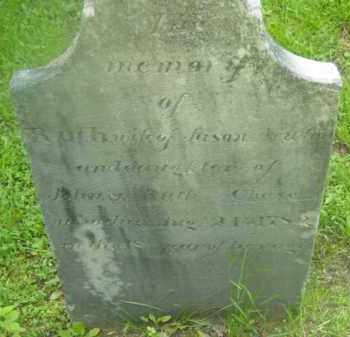 CHASE NEWTON, RUTH - Berkshire County, Massachusetts | RUTH CHASE NEWTON - Massachusetts Gravestone Photos