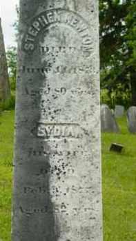 BROWN, LYDIA - Berkshire County, Massachusetts | LYDIA BROWN - Massachusetts Gravestone Photos