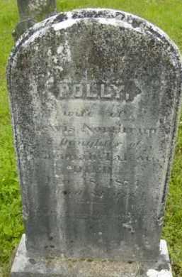 NORTHRUP, POLLY - Berkshire County, Massachusetts   POLLY NORTHRUP - Massachusetts Gravestone Photos