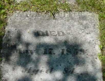 NORTON, HANNAH - Berkshire County, Massachusetts | HANNAH NORTON - Massachusetts Gravestone Photos
