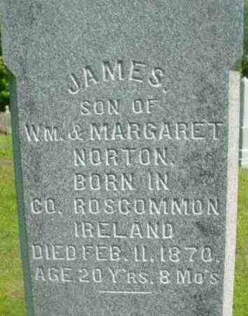 NORTON, JAMES - Berkshire County, Massachusetts   JAMES NORTON - Massachusetts Gravestone Photos