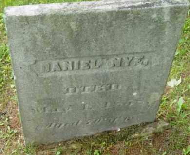 NYE, DANIEL - Berkshire County, Massachusetts   DANIEL NYE - Massachusetts Gravestone Photos