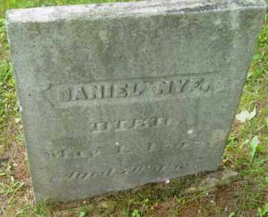 NYE, DANIEL - Berkshire County, Massachusetts | DANIEL NYE - Massachusetts Gravestone Photos