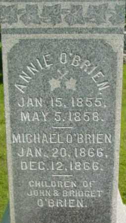 O'BRIEN, MICHAEL - Berkshire County, Massachusetts | MICHAEL O'BRIEN - Massachusetts Gravestone Photos