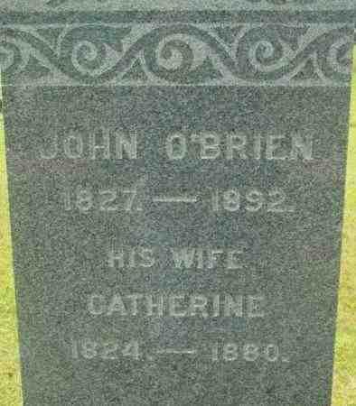 O'BRIEN, JOHN - Berkshire County, Massachusetts | JOHN O'BRIEN - Massachusetts Gravestone Photos
