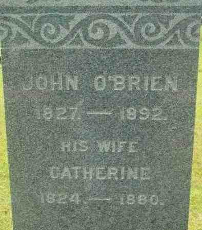 O'BRIEN, CATHERINE - Berkshire County, Massachusetts | CATHERINE O'BRIEN - Massachusetts Gravestone Photos