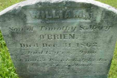 O'BRIEN, WILLIAM - Berkshire County, Massachusetts | WILLIAM O'BRIEN - Massachusetts Gravestone Photos