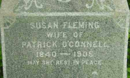 FLEMING O'CONNELL, SUSAN - Berkshire County, Massachusetts | SUSAN FLEMING O'CONNELL - Massachusetts Gravestone Photos