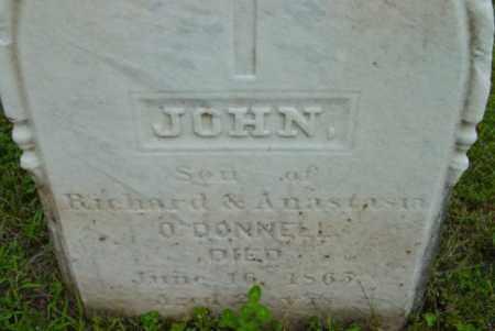 O'DONNELL, JOHN - Berkshire County, Massachusetts | JOHN O'DONNELL - Massachusetts Gravestone Photos