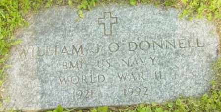 O'DONNELL, WILLIAM J - Berkshire County, Massachusetts | WILLIAM J O'DONNELL - Massachusetts Gravestone Photos