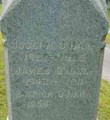 O'HARA, PATRICK - Berkshire County, Massachusetts | PATRICK O'HARA - Massachusetts Gravestone Photos