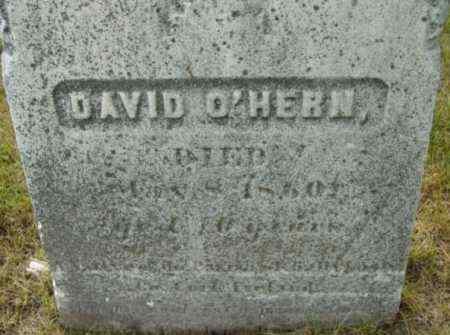 O'HERN, DAVID - Berkshire County, Massachusetts   DAVID O'HERN - Massachusetts Gravestone Photos