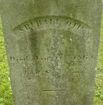 OTIS, SHUBAEL - Berkshire County, Massachusetts | SHUBAEL OTIS - Massachusetts Gravestone Photos