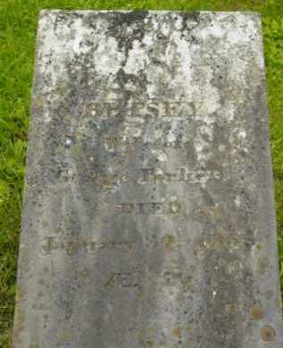 PARKER, BETSEY - Berkshire County, Massachusetts   BETSEY PARKER - Massachusetts Gravestone Photos