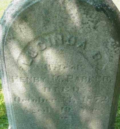 PARKER, LUCINDA B - Berkshire County, Massachusetts   LUCINDA B PARKER - Massachusetts Gravestone Photos