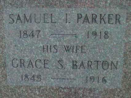 BARTON, GRACE S - Berkshire County, Massachusetts | GRACE S BARTON - Massachusetts Gravestone Photos