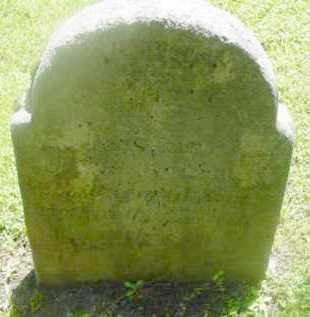 PECKHAM, JANE - Berkshire County, Massachusetts | JANE PECKHAM - Massachusetts Gravestone Photos