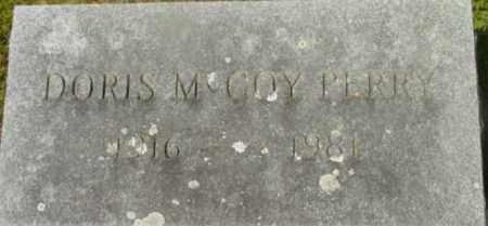 PERRY, DORIS - Berkshire County, Massachusetts | DORIS PERRY - Massachusetts Gravestone Photos