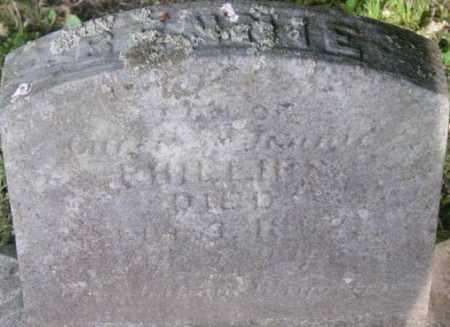PHILLIPS, BENNIE - Berkshire County, Massachusetts | BENNIE PHILLIPS - Massachusetts Gravestone Photos