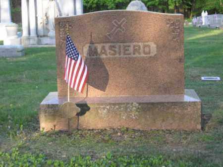 MASEIRO, PIETRO - Berkshire County, Massachusetts | PIETRO MASEIRO - Massachusetts Gravestone Photos