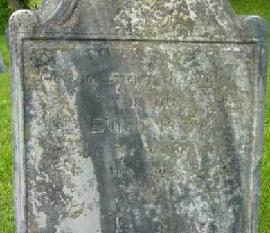 POWELL, ELIJAH - Berkshire County, Massachusetts   ELIJAH POWELL - Massachusetts Gravestone Photos