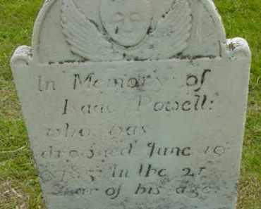POWELL, ISAAC - Berkshire County, Massachusetts | ISAAC POWELL - Massachusetts Gravestone Photos