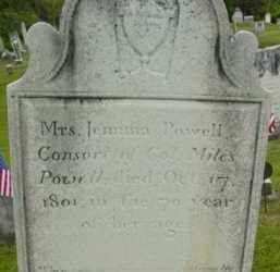 POWELL, JEMIMA - Berkshire County, Massachusetts   JEMIMA POWELL - Massachusetts Gravestone Photos