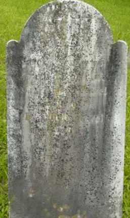POWELL, MARY - Berkshire County, Massachusetts | MARY POWELL - Massachusetts Gravestone Photos