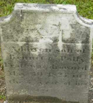 PRATT, ADDISON - Berkshire County, Massachusetts | ADDISON PRATT - Massachusetts Gravestone Photos