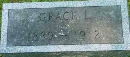 PRATT, GRACE L - Berkshire County, Massachusetts | GRACE L PRATT - Massachusetts Gravestone Photos